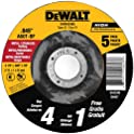 "5 Pack Dewalt All Purpose 4-1/2"" Cutting Wheel"