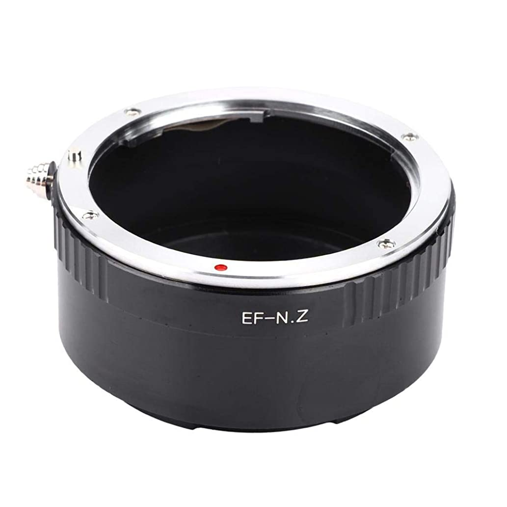 Lens Adapter Ring for Canon EOS EF Lens to Nikon Z Z6 Z7 Mount Lens Connector Full Frame Mirrorless Camera