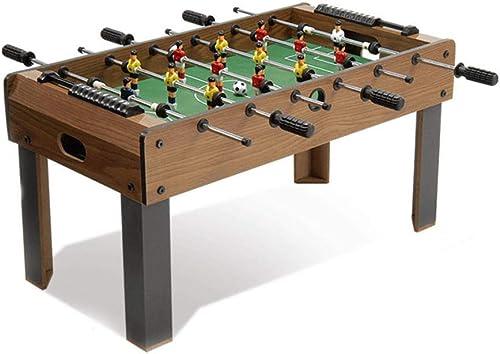 tiendas minoristas MJ-Games Mesa de futbolín con 2 Unidades Unidades Unidades de puntuación 2 Bolas para Adultos y mesas Infantiles Juegos de fútbol Soccer  punto de venta de la marca