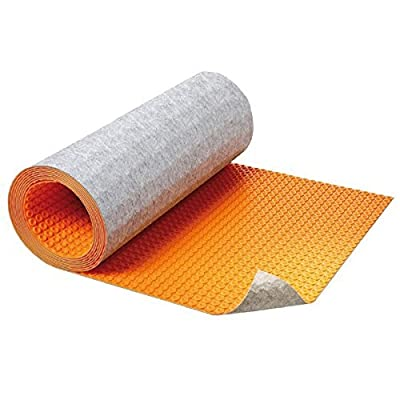 """Schluter Systems DITRA-HEAT-DUO-TB Insulation Sound Control Membrane with Thermal Break Roll 108 sqft, 3'3"""" x 33'"""