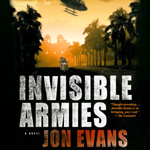 Invisible Armies audiobook cover art