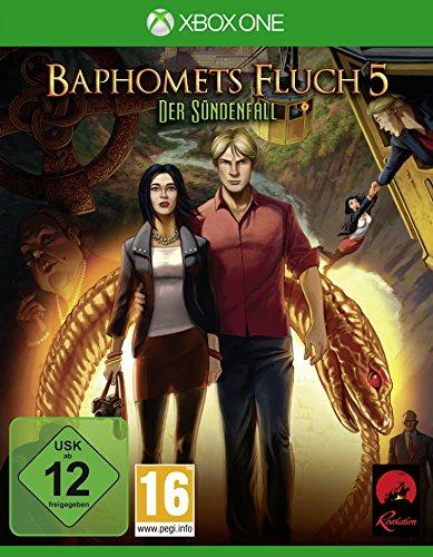 Baphomets Fluch 5 - Premium Edition [import allemand]