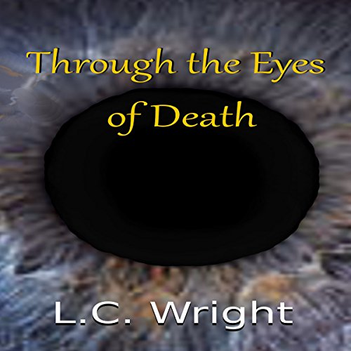 Through the Eyes of Death audiobook cover art