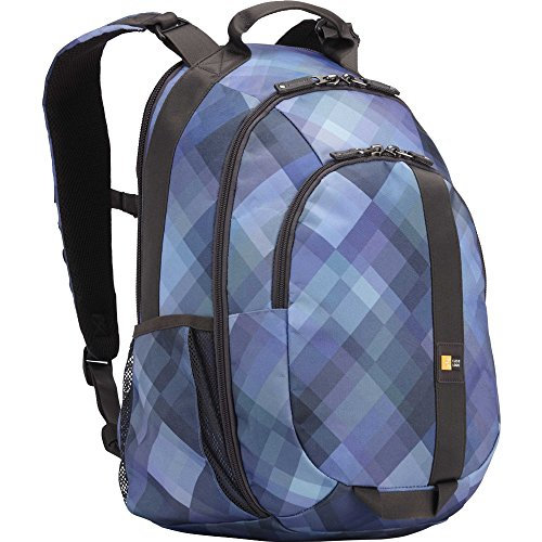 Case Logic BPCA-115 Berkley Plus Rucksack Bag – For 15.6 inch Laptop/Tablet Backpack 35 x 11.5 x 48 cm - Storm