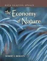 Economy of Nature: Data Analysis Update