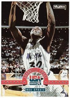 Shaquille O'Neal (Basketball Card) 1994 Skybox USA # 70