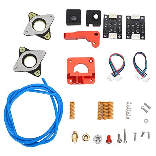 Sdfafrreg 3D Printer Kit Shocks Struts Damper 3D Printer Springs Dampers Hand Twist Leveling Nut 3D Printer Extruder Upgrade Kit for 3D Printer