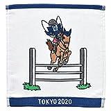 東京2020 ミニタオル オリンピックマスコット障害馬術 ミニタオル 1905024600