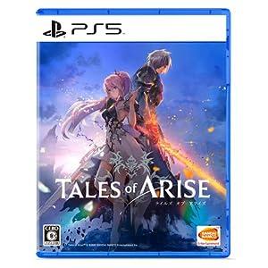 """【PS5】Tales of ARISE 【早期購入特典】ダウンロードコンテンツ4種が入手できるプロダクトコード (封入)"""""""