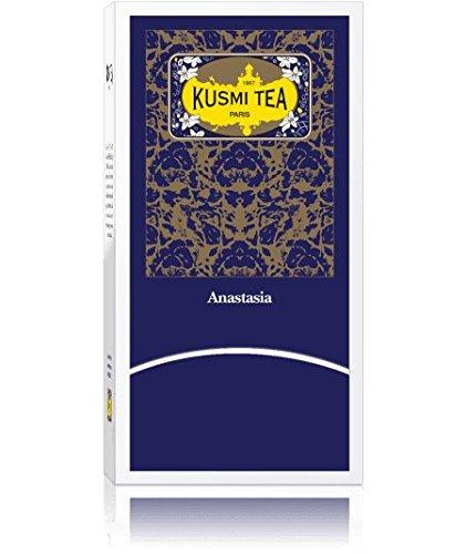 KUSMI Tea Paris - Anastasia - Nachfüllpackung mit 25 Teebeuteln für Geschenksets