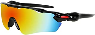 MAGONN - UV Protection Riding Sunglasses Motorcycle Glasses Wind Resistant Motocross Bike Goggles Explosion-proof