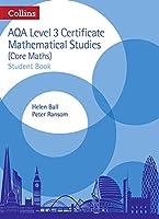 Collins Aqa Core Maths: Level 3 Mathematical Studies Student Book
