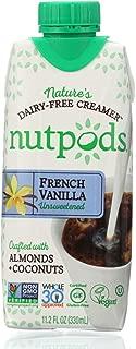 nut pods french vanilla
