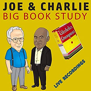 Joe & Charlie - Big Book Study - Live Recordings audiobook cover art