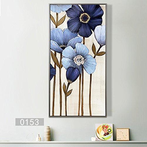 OOXJGGBCG veranda afbeelding / modern abstract decoratief schilderij / woonkamerschilderij / Nordic stijl gang wandafbeeldingen 70x140cm(28x55inch) F