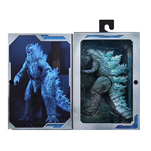 ZHANGH Godzilla-Statue Movable Monster-Modell (Atom-Jet-Version) Film 2019-18cm