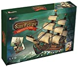CubicFun Puzzle 3D Embarcación San Felipe (CPA Toy Group Trading S.L. T4017)
