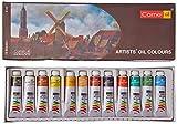 Oil Paints Review and Comparison