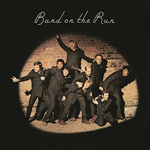 Mccartney,Paul & Wings: Band on the Run (Audio CD)