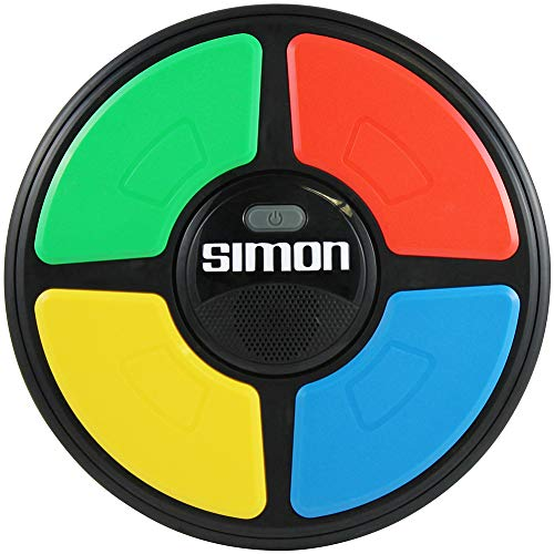 Basic Fun Simon Electronic Game with Digital Screen and...
