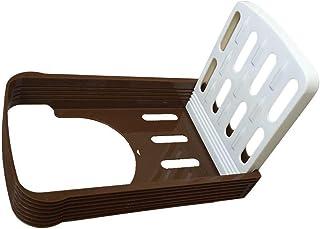 Yihaifu Pain Slicer Toast Coupe Guide Cutter Moule Sandwich Guide de Coupe Cutter Machine à Pain Bagel Pain Machine à déco...