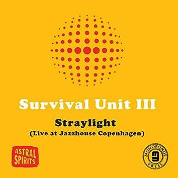 Straylight (Live at Jazzhouse Copenhagen)