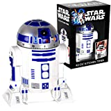 Star Wars - Minuteur 60 minutes de cuisine en forme de R2-D2 avec alarme sonore