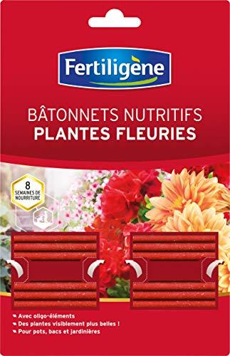 Fertiligène Engrais Plantes Fleuries Batonnets, x40