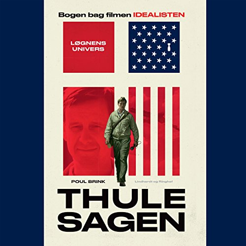 Thulesagen. Løgnens univers audiobook cover art