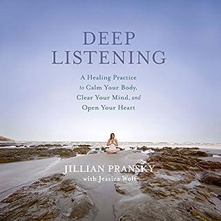 Deep Listening audiobook cover art