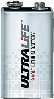 Ultralife Lithium Batterie 9V 1200mAh