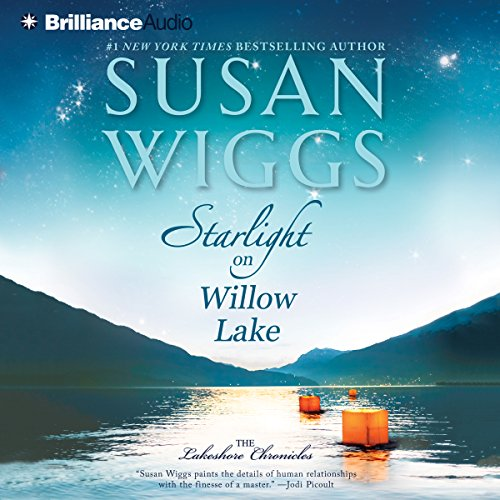 Starlight on Willow Lake audiobook cover art