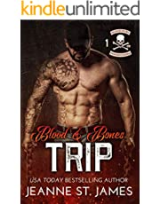 Blood & Bones: Trip (Blood Fury MC Book 1)