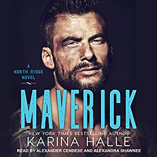 Maverick     North Ridge Series, Book 2              Auteur(s):                                                                                                                                 Karina Halle                               Narrateur(s):                                                                                                                                 Alexander Cendese,                                                                                        Alexandra Shawnee                      Durée: 8 h et 2 min     1 évaluation     Au global 5,0
