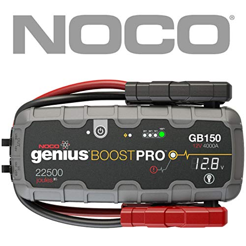 NOCO Boost Pro GB150 4000 Amperios 12V UltraSafe Litio Arrancador de...