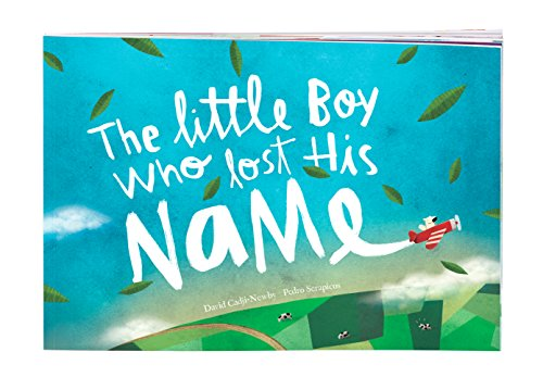 The Little Boy Who Lost His Name - Personalized Kids' Book | Wonderbly | US Best-Selling Picture Book Of 2018 |