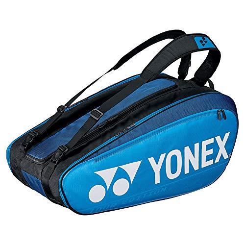 YONEX Pro 12 Racquet Tennis Bag, Deep Blue