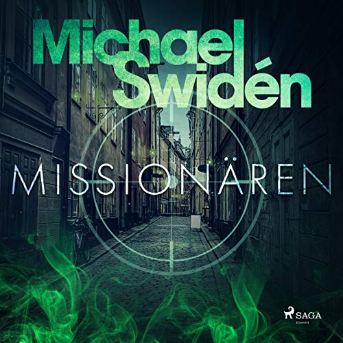 Missionären audiobook cover art
