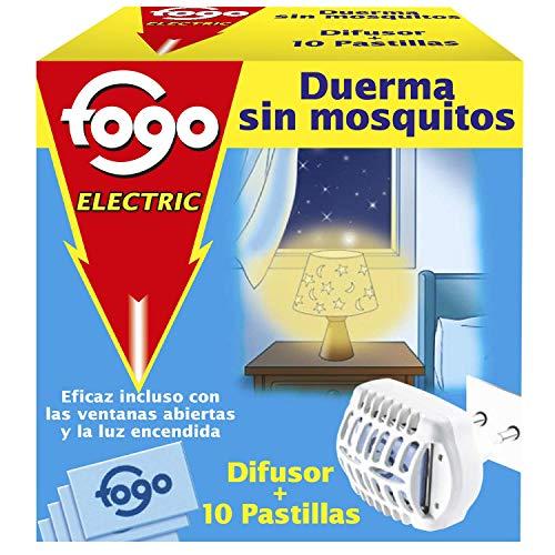 Lista de los 10 más vendidos para antimosquitos electrico pastilla