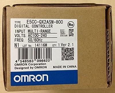 Omron E5CC-QX2ASM-800 Digital Controller (Temperature Controller)