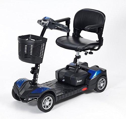 4. Scooter para personas con Movilidad Reducida