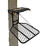 Best Hang On Treestands - Muddy The Boss Hang-On Treestand- Silent Straps, Flex-Tek Review