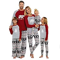 Matching Family Christmas Pajamas.Matching Christmas Pajamas For The Entire Family Thirty