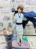AMrjzr Cuenta Natsume Friends, Cat Teacher Natsume Takashiba Theatre Edition Decoración en Caja Figu...