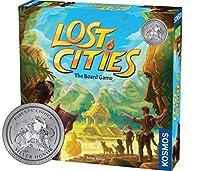 ロストシティ (Lost Cities) ボードゲーム [並行輸入品]