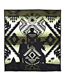 Pendleton Star Wars: Rogue One Wool Blanket, Black/Ivory, One Size