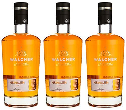 Walcher Bio Marillenlikör (3 x 0.7 l)