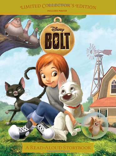 Disney Bolt: A Read-Aloud Storybook