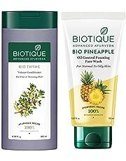 Biotique Bio Thyme Volume Conditioner for Fine & Thinning Hair