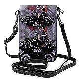 XCNGG Monedero pequeño para teléfono celular Women's Small Crossbody Bag with...